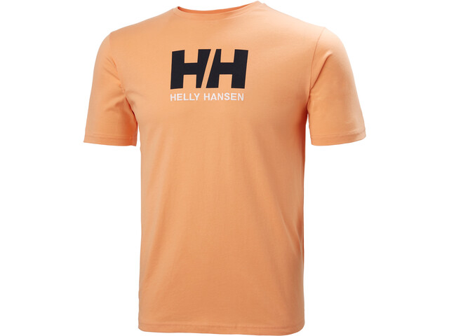 Helly Hansen HH Logo Camiseta Hombre, melon